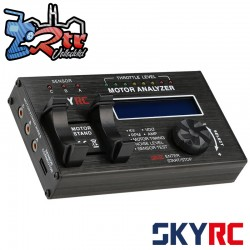SkyRC Brushless Analizador Motor