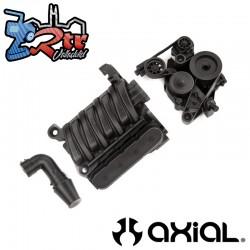 Cubierta del motor Axial SCX10 III AXI231020