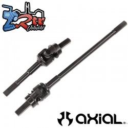 Conjunto de eje universal AR45P 2 piezas SCX10 III AXI232027