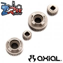 Engranajes internos de accionamiento de metal SCX10 III AXI232031
