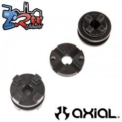 Juego de dientes y placa para Dig 2-Speed SCX10 III AXI232037