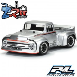 Proline Cuerpo Transparente 1956 Ford F-100 Pro-Touring Street Truck