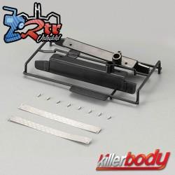 Pedal de escala Killerbody con placa antideslizante LC70