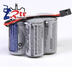 Batería NiMh Receptor 6 Voltios 4200Mha Turnigy