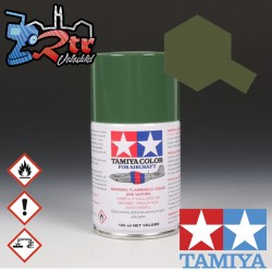 AS-9 Spray Verde Oscuro (Raf) 100Ml Tamiya Para Aeronaves