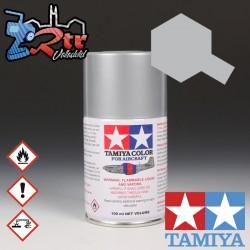 AS-12 Spray Metal Desnudo Plata 100Ml Tamiya Para Aeronaves