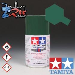 AS-17 Spray Verde Oscuro (IJA) 100Ml Tamiya Para Aeronaves