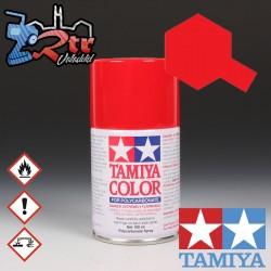 PS-2 Spray Rojo 100Ml Tamiya Lexan Policarbonato