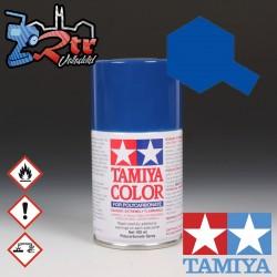 PS-4 Spray Azul 100Ml Tamiya Lexan Policarbonato