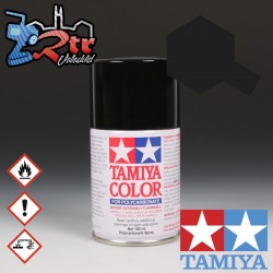 PS-5 Spray Negro 100Ml Tamiya Lexan Policarbonato