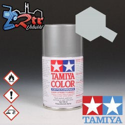 PS-12 Spray Plata 100Ml Tamiya Lexan Policarbonato