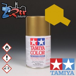 PS-13 Spray Oro 100Ml Tamiya Lexan Policarbonato