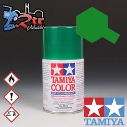 PS-17 Spray Verde Metalico 100Ml Tamiya Lexan Policarbonato