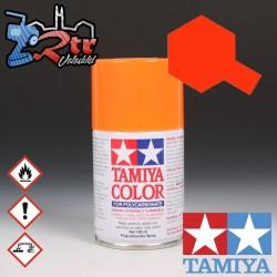 PS-24 Spray Anaranjado Fluorescente 100Ml Tamiya Lexan Policarbonato