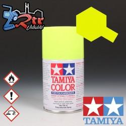 PS-27 Spray Amarillo Flourescente 100Ml Tamiya Lexan Policarbonato