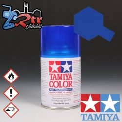 PS-38 Spray Azul Traslucido 100Ml Tamiya Lexan Policarbonato