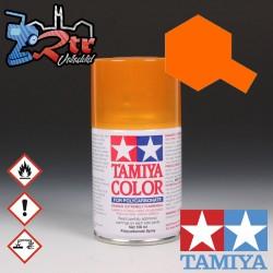 PS-43 Spray Anaranjado Translucido 100Ml Tamiya Lexan Policarbonato