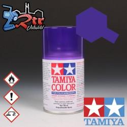 PS-45 Spray Purpura Translucido 100Ml Tamiya Lexan Policarbonato