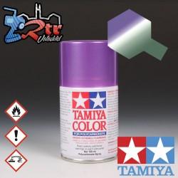 PS-46 Spray Verde Purpura Iridiscente Translucido 100Ml...