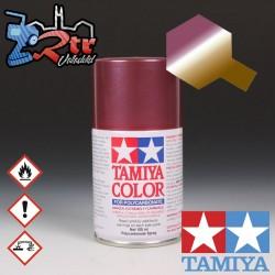 PS-47 Spray Oro Rosa Iridiscente Translucido 100Ml Tamiya Lexan Policarbonato