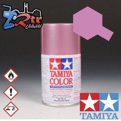 PS-50 Spray Rosa Brillante 100Ml Tamiya Lexan Policarbonato