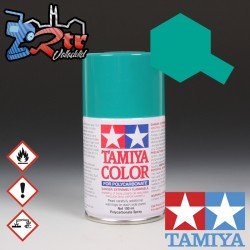 PS-53 Spray Verde Cobalto 100Ml Tamiya Lexan Policarbonato