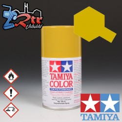 PS-56 Spray Amarillo Mostaza 100Ml Tamiya Lexan Policarbonato