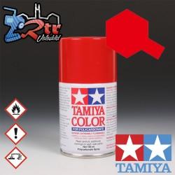 PS-60 Spray Mica Roja 100Ml Tamiya Lexan Policarbonato