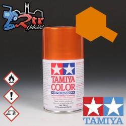 PS-61 Spray Anaranjado Metalico 100Ml Tamiya Lexan Policarbonato