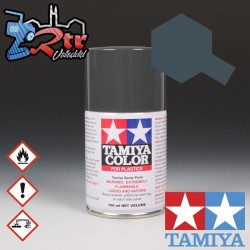 TS-4 Spray Gris Aleman 100Ml Tamiya Plásticos