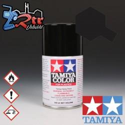 TS-6 Spray Negro Mate 100Ml Tamiya Plásticos