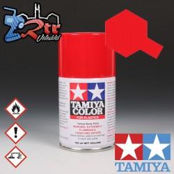 TS-8 Spray Rojo Italiano 100Ml Tamiya Plásticos