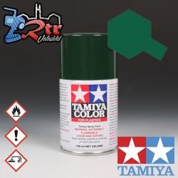 TS-9 Spray Verde Britanico 100Ml Tamiya Plásticos