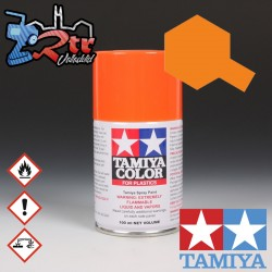 TS-12 Spray Anaranjado 100Ml Tamiya Plásticos