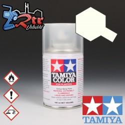 TS-13 Spray Brillo Claro 100Ml Tamiya Plásticos