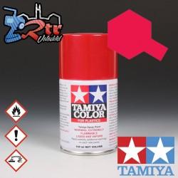 TS-18 Spray Rojo Metalico 100Ml Tamiya Plásticos