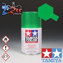 TS-20 Spray Verde Metalico 100Ml Tamiya Plásticos