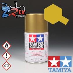 TS-21 Spray Oro 100Ml Tamiya Plásticos