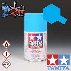 TS-23 Spray Azul Claro 100Ml Tamiya Plásticos