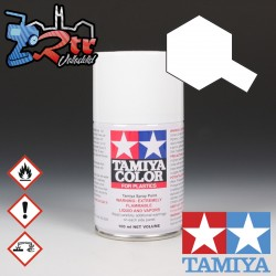 TS-27 Spray Blanco Mate 100Ml Tamiya Plásticos