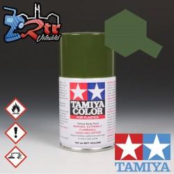 TS-28 Spray Verde Oliva 100Ml Tamiya Plásticos