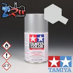 TS-30 Spray Hoja de Plata 100Ml Tamiya Plásticos