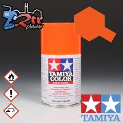 TS-31 Spray Anaranjado Brillante 100Ml Tamiya Plásticos