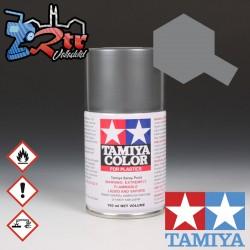 TS-42 Spray Metal Brillante Armamento 100Ml Tamiya Plásticos