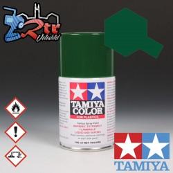 TS-43 Spray Metal Verde Carrera 100Ml Tamiya Plásticos