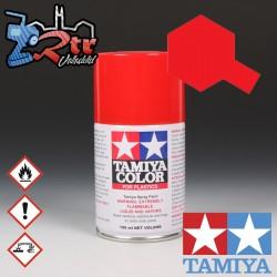 TS-49 Spray Rojo Brillante 100Ml Tamiya Plásticos