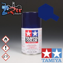 TS-53 Spray Azul Metálico Profundo 100Ml Tamiya Plásticos