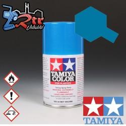 TS-54 Spray Azul Metálico Suave 100Ml Tamiya Plásticos