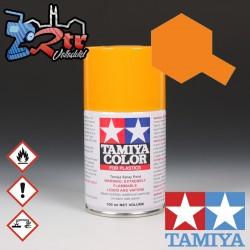 TS-56 Spray Anaranjado Brillante 100Ml Tamiya Plásticos