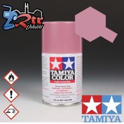 TS-59 Spray Perla Rojo Claro 100Ml Tamiya Plásticos